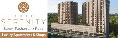 Apartments Shops in Baner Pashan Road